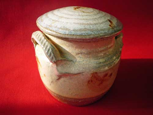 Ray Finch Lidded Pot