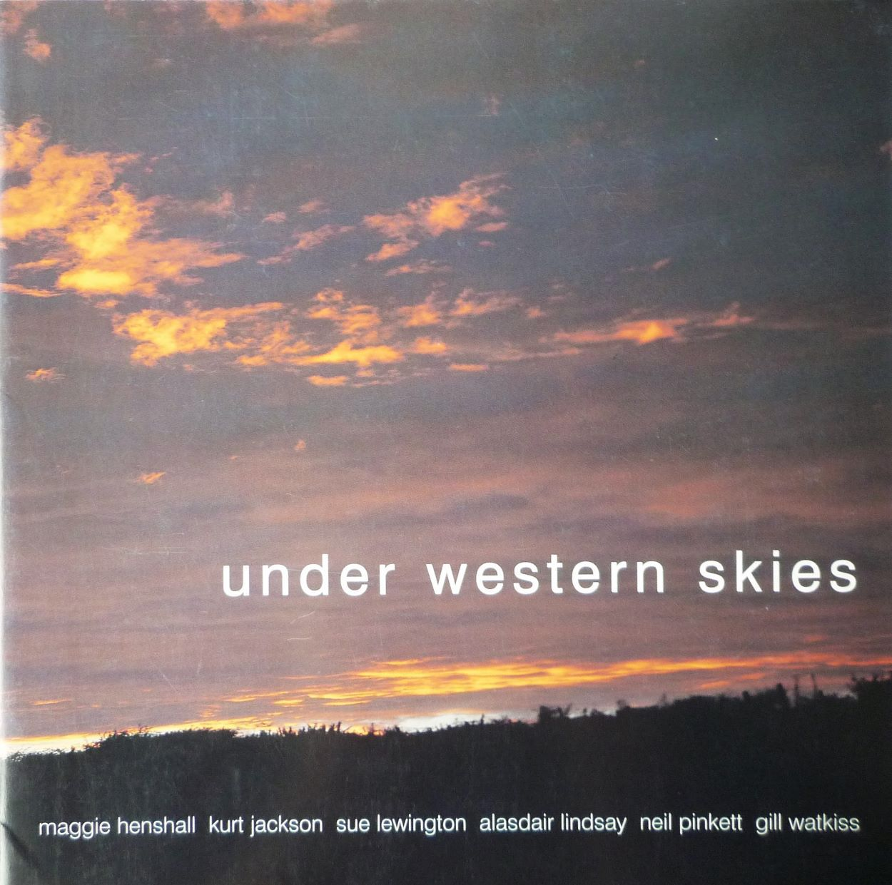 Under Western Skies Cornish Art Catalogue